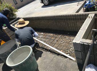 愛知県名古屋市港区 ゴミ置場新設 解体 リフォーム