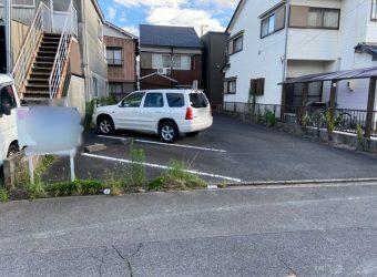愛知県名古屋市 駐車場解体工事 整地