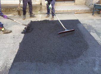 愛知県名古屋市北区 舗装補修工事