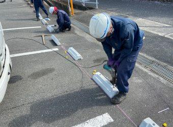 三重県四日市市にて店舗改修工事